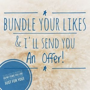 Other - Bundle your likes (even if it just one!)